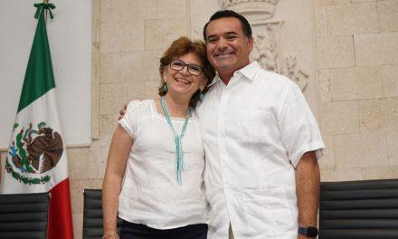 Lista entrega-recepción en Mérida; austeridad desde el comienzo