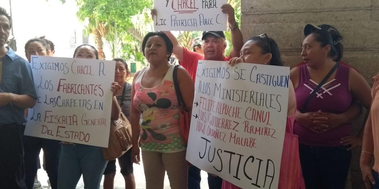 Abuso de autoridad en Yucatán que no se olvida; agraviados exigen justicia