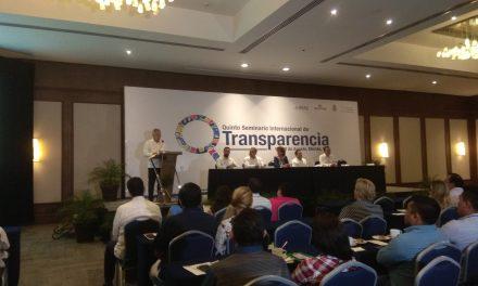 """""""Problemas muy complejos"""" en transparencia y corrupción en México"""