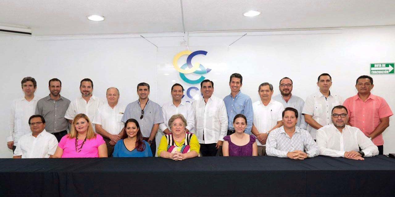 Listo equipo de transición en Yucatán; gabinete en definición