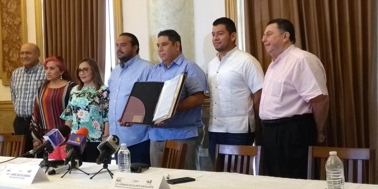 """Forman organismo aglutinador en turismo para """"acompañar"""" al Tren Maya"""