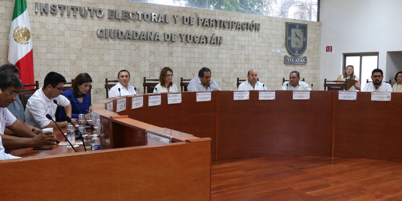 Congreso progresista, el próximo de Yucatán.- Iepac