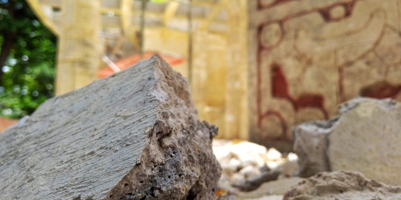 Limpieza profunda 'rompe' estructuras en parque de Las Américas (video)