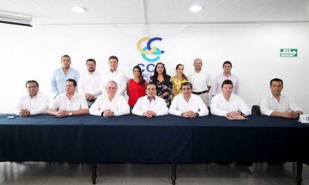 Cúpula empresarial de Yucatán eleva quejas ante procurador federal del consumidor