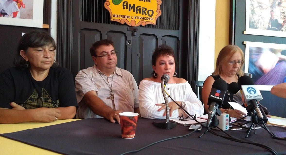 Congreso de Yucatán, tapadera de corrupción del Gobierno del Estado: activistas