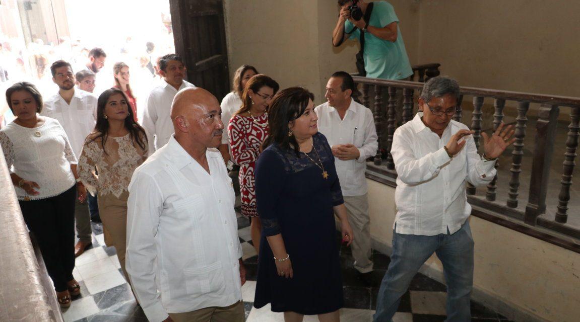 UADY recibe en comodato edificio histórico