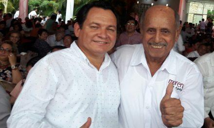 Diputado federal electo, Roger Aguilar, estable; sería trasladado a hospital público