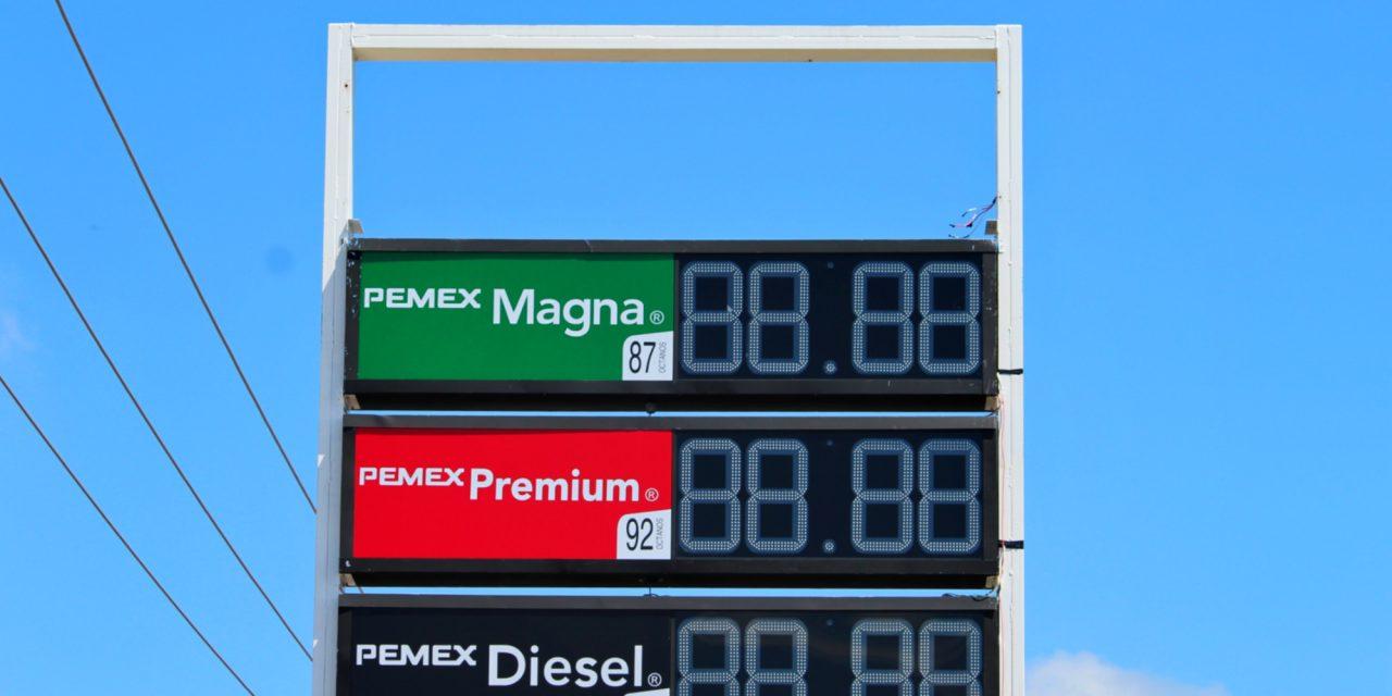 Profeco: gasolinas baratas en Kanasín y diésel caro en Telchac Puerto