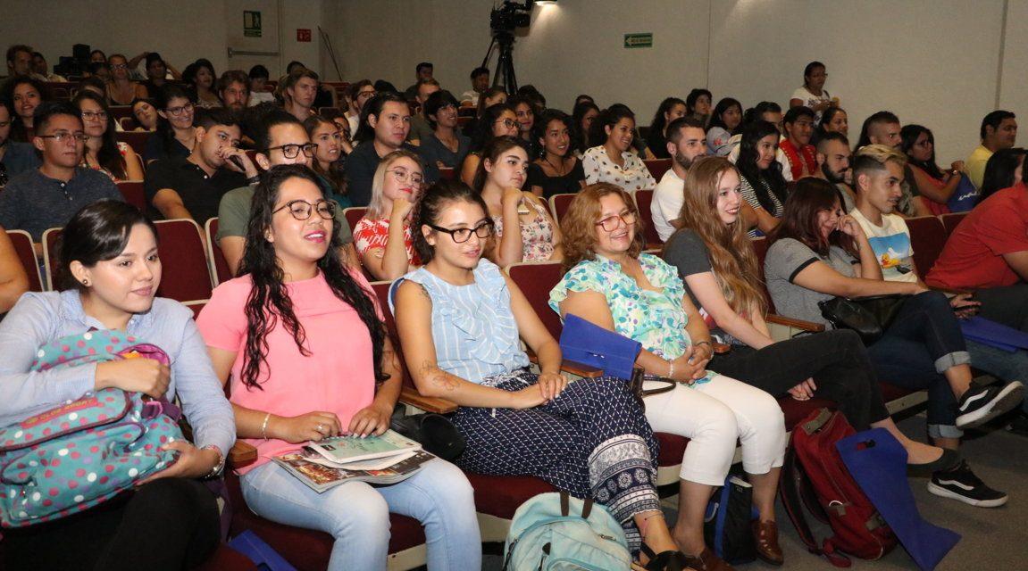 #Yucatán, casa para universitarios del mundo