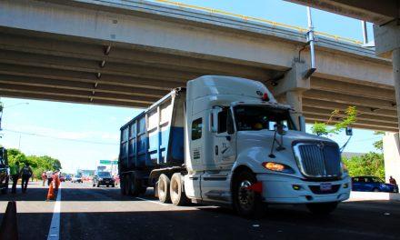 Hasta finales de septiembre reabren salida Mérida-Progreso, bajo el puente (video)
