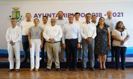 Segundo bloque de propuestas de Renán Barrera para Ayuntamiento Mérida