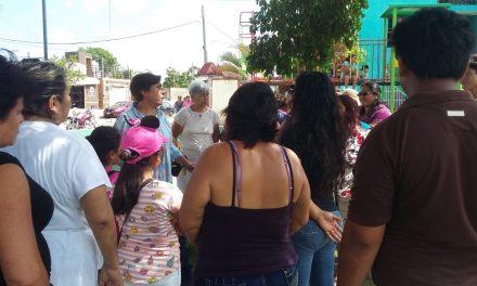 Inseguridad en Kanasín saca a vecinos a calle a protestar