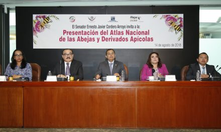 Presentan Atlas Nacional de las Abejas y Derivados Apícolas