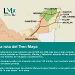 Unos se 'cuelgan' del Tren Maya; otros en silencio por nueva ruta