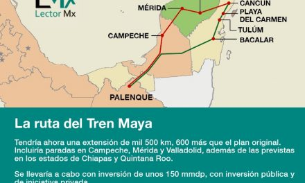 Ecosistema y patrimonio cultural, en la ruta de Tren Maya