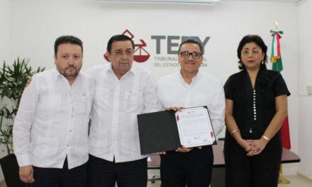 Recibe Mauricio Vila declaratoria de gobernador electo