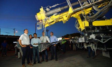 Más pozos y aljibes en Mérida para enfrentar temporada de lluvias
