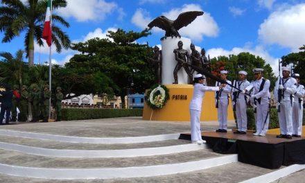 Rememoran en Yucatán gesta heroica del 13 de septiembre de 1847