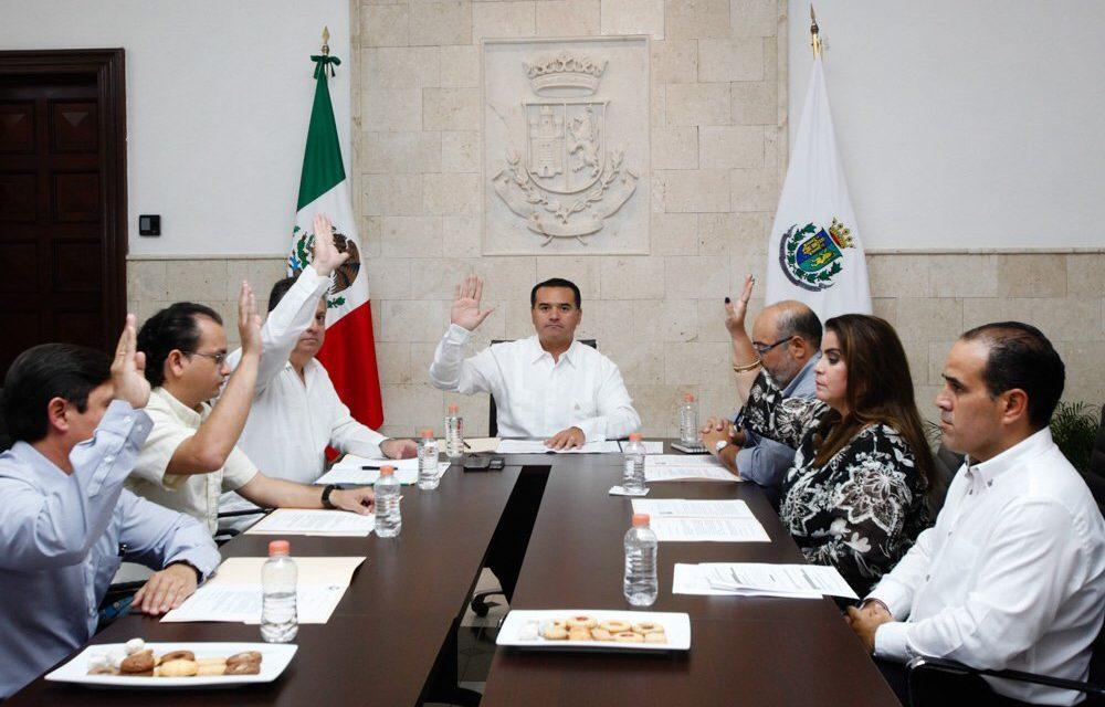 Mayor participación ciudadana para impulsar el desarrollo de Mérida: Renán Barrera