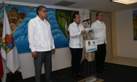 Apresura Joaquín González salida de Fiscal en Quintana Roo