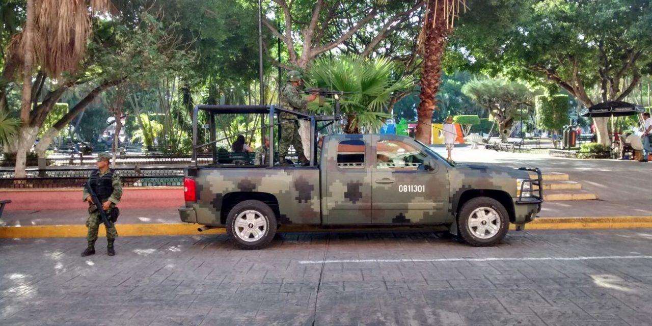 Crece inseguridad en Yucatán: delitos 'tocan' 1 de cada 4 hogares.- Inegi