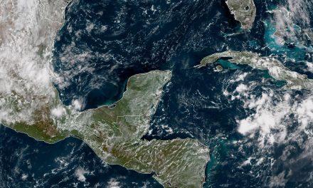 Potenciales lluvias en Península de Yucatán por zona de inestabilidad