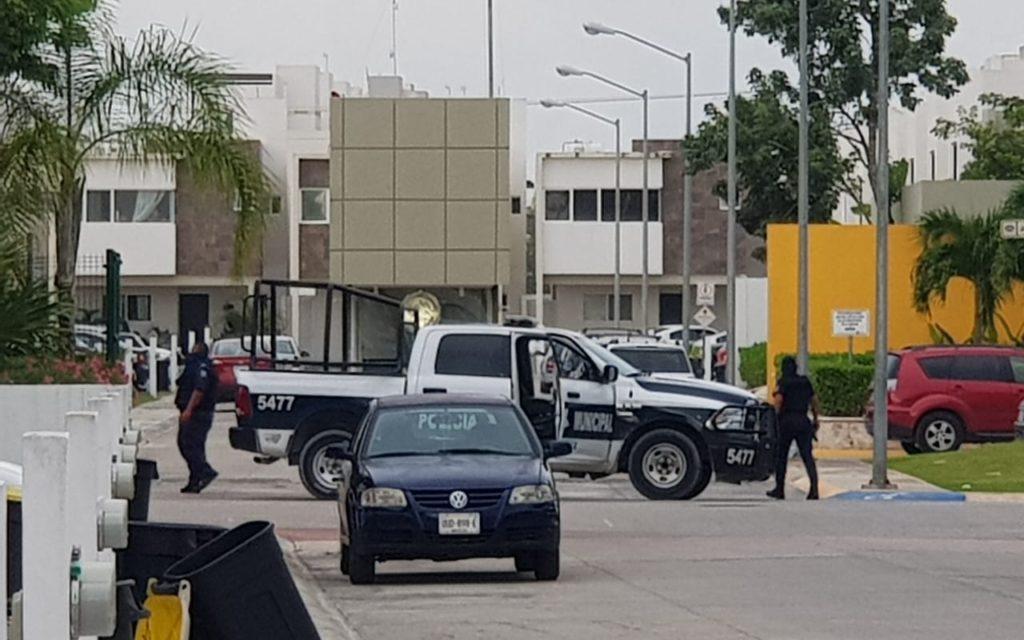 Sorpresivo cateo en vivienda residencial de Cancún