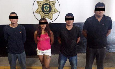 Detienen a sospechosos de ejecución de restaurantero en Progreso