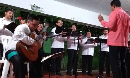 Música y poesía del romance español en Mérida