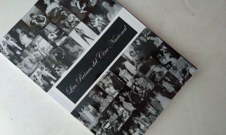 """Libro """"Las Reinas del Cine Nacional"""" (1959-1983) en Mérida"""