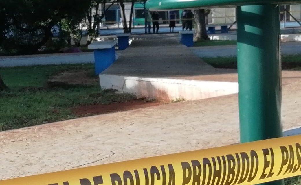 Preso de soledad y enfermo, octogenario se suicida en parque