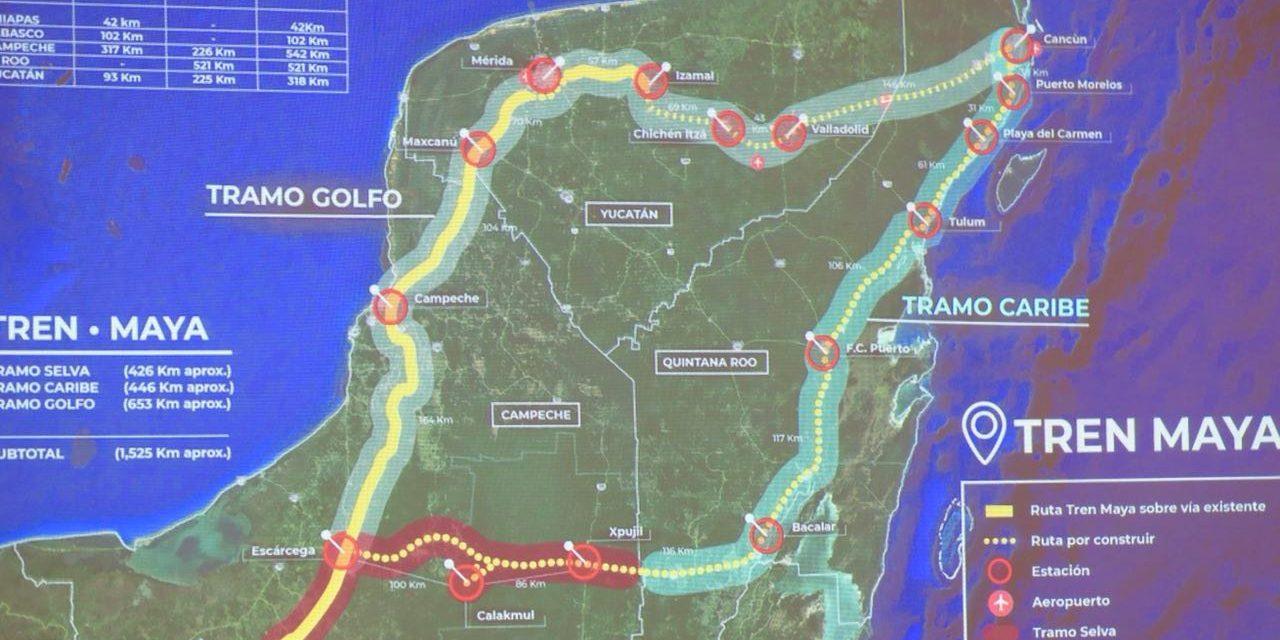 Comienza a 'caminar' Tren Maya… En lo político
