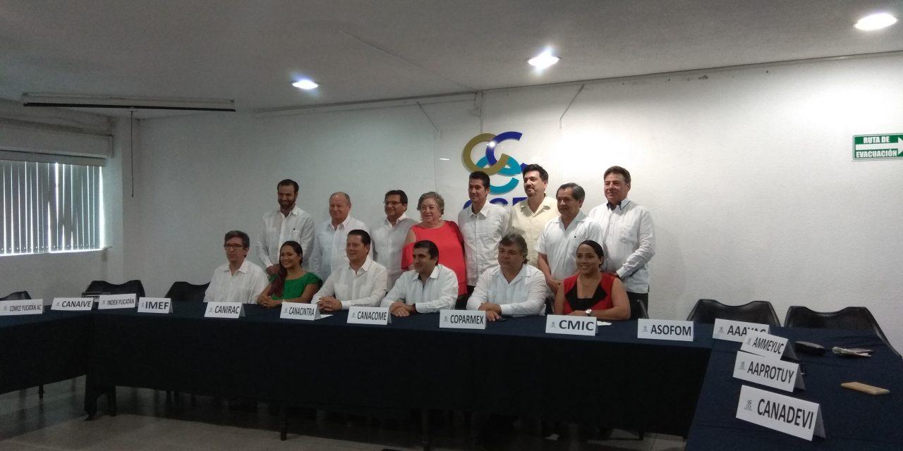 Define agenda IP-Yucatán, pese a 'incertidumbre y nerviosismo'