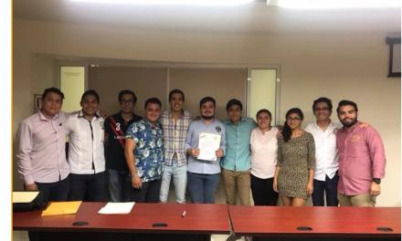 Carlos Arcudia Muñoz, presidirá a alumnos de Facultad de Economía UADY