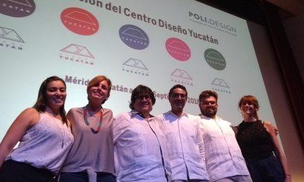 Centro de Diseño de Yucatán, con raíz italiana