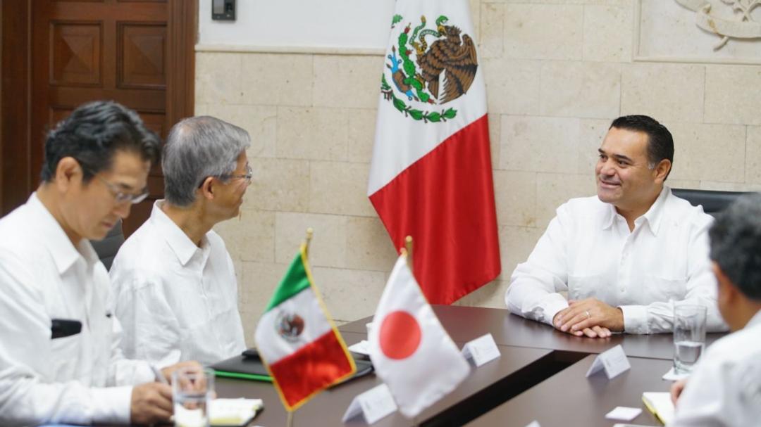 Reafirman lazos e intercambios entre Mérida y Japón