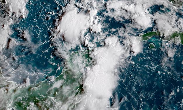 Al 60% potencial de zona de inestabilidad al norte de Península Yucatán