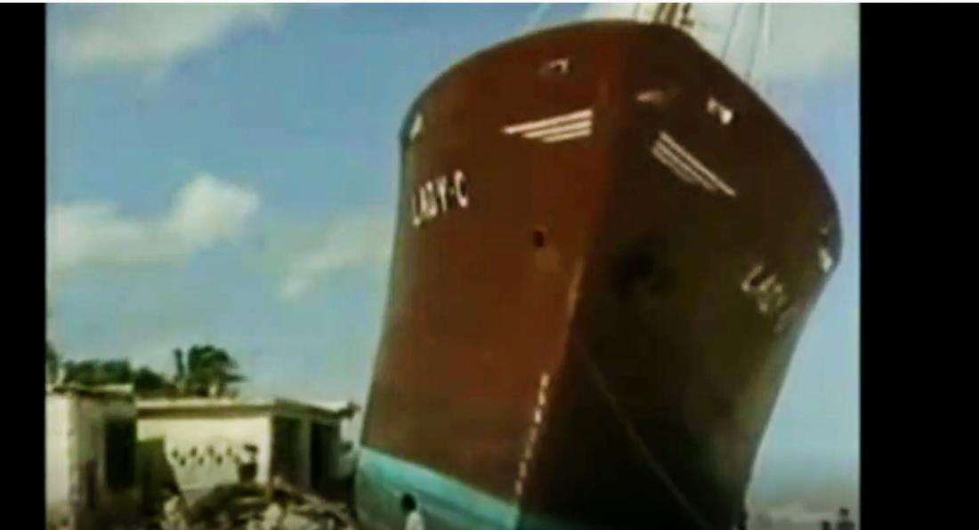 Gilberto, el huracán del siglo, se tragó hace 30 años la Península de Yucatán (videos)