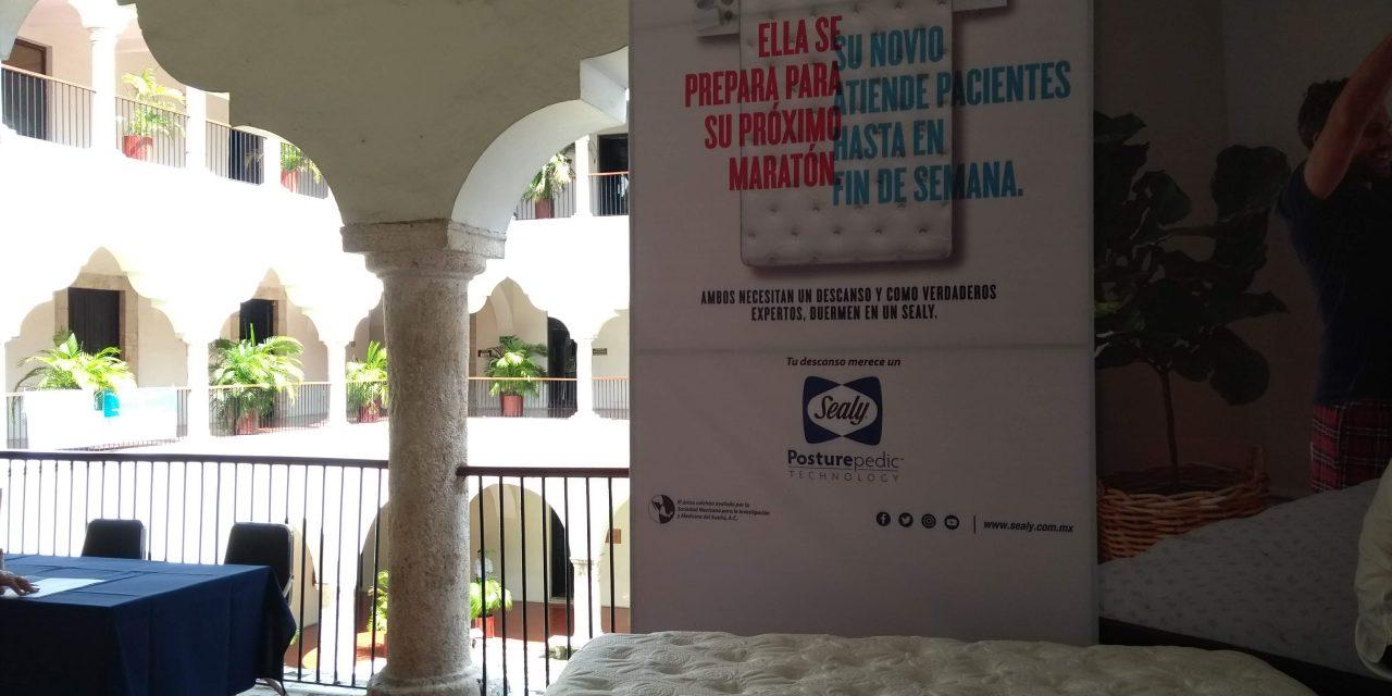 Experto propone que niños duerman más y entren a las 9 am a escuelas, en Mérida