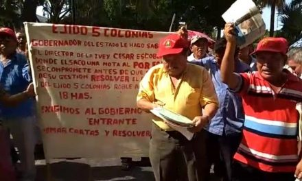Quieren cobrar por terreno que ocupa fraccionamiento en Mérida