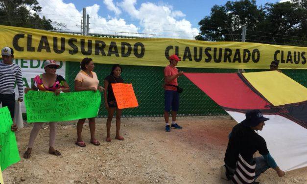 Arman presión contra Profepa por clausura de cenotes