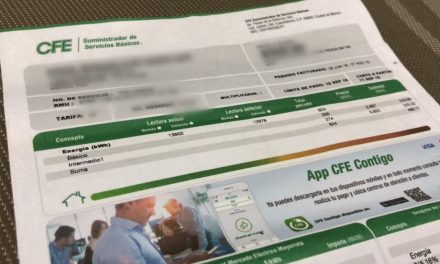 Baja 15 por ciento tarifa eléctrica 'empresarial' para diciembre