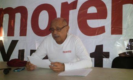 Aguilar Salazar, quería ocupar su curul federal