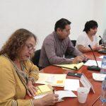 Igualdad entre hombres y mujeres, tema de la quinta mesa de transición