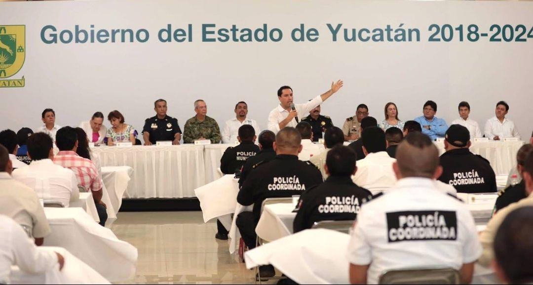 """""""Trabajaremos juntos y sin distinción de colores"""", Vila Dosal desde Ticul"""