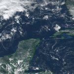 #PenínsuladeYucatán: calor con escaso potencial de lluvias en siguientes tres días
