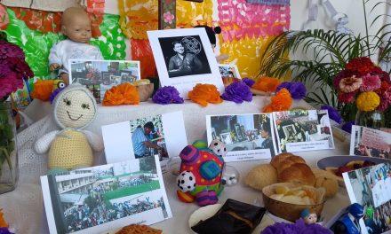 Altares en Mérida rememoran a héroes y víctimas de sismos en CdMx