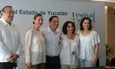 'Extinguen' Festival Internacional de la Cultura Maya