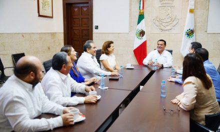 Garantizan elecciones democráticas en comisarías de Mérida