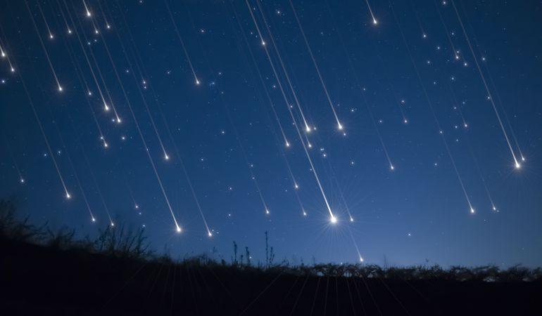 La copiosa lluvia de estrellas Oriónidas, visible desde la Península de Yucatán